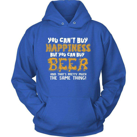 You Can't Buy Happiness But You Can Buy Beer T Shirt