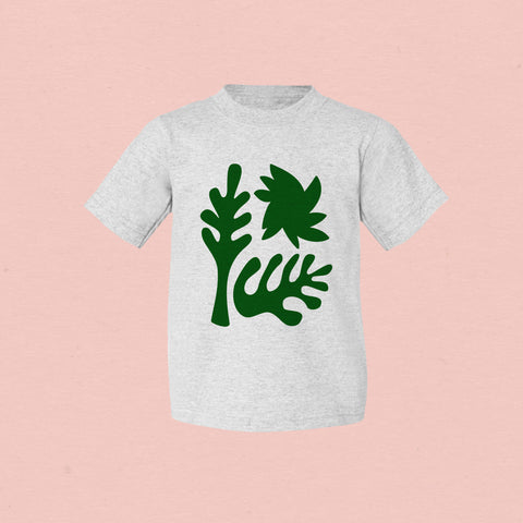 KIDS: FOLIAGE T-SHIRT