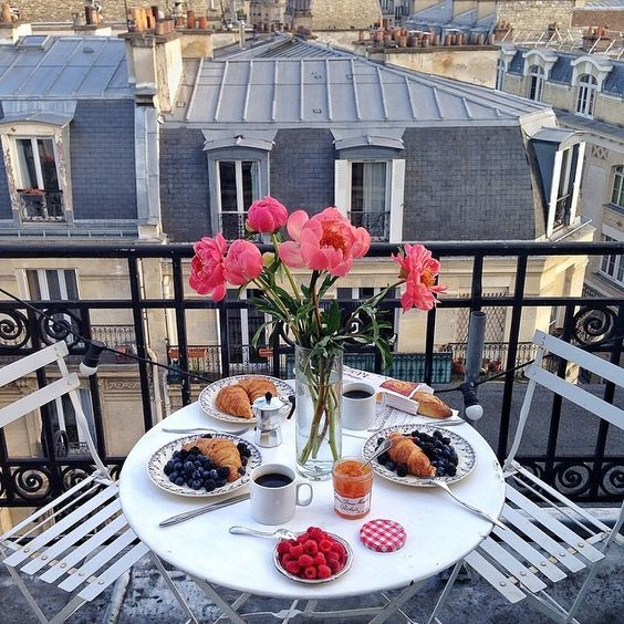 Balcony Paris
