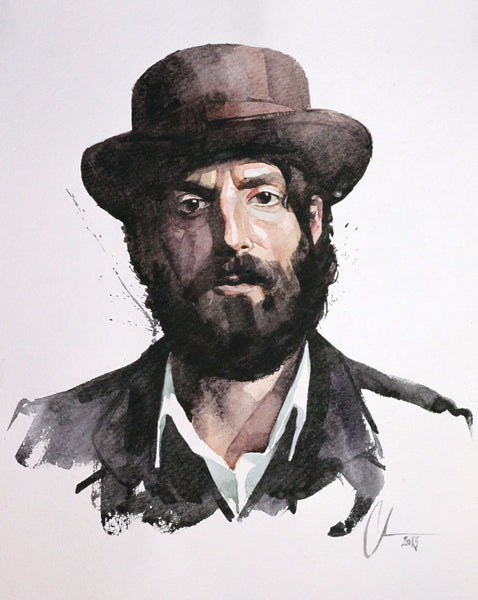 cowboy - Beautiful, Affordable, Curated Artwork - TheArtBowl.com
