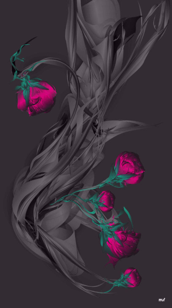 wild roses - Beautiful, Affordable, Curated Artwork - TheArtBowl.com