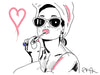 diva day - Beautiful, Affordable, Curated Artwork - TheArtBowl.com
