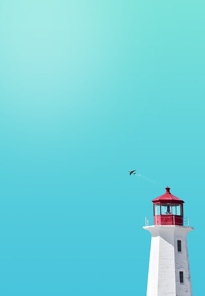 lighthouse - Beautiful, Affordable, Curated Artwork - TheArtBowl.com