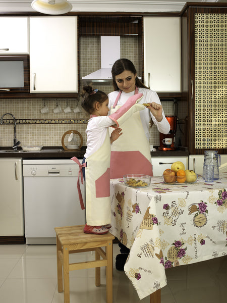 Mother- Daughter Apron Set