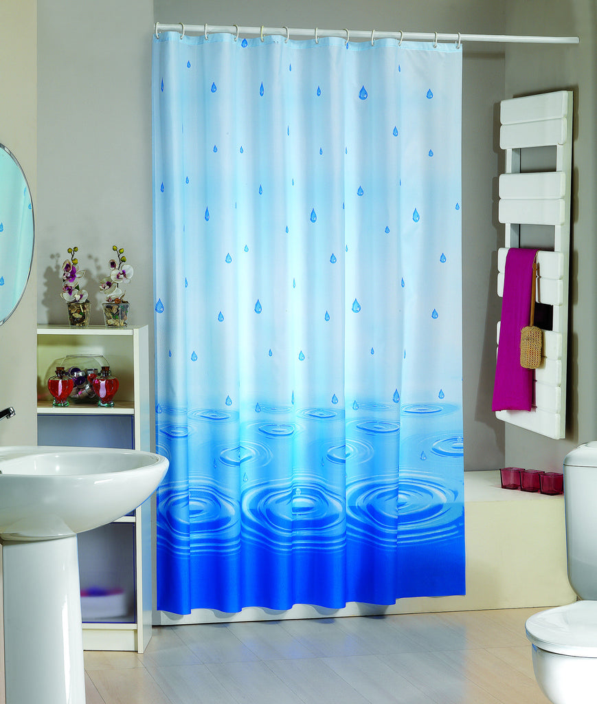 SHOWER CURTAIN#347