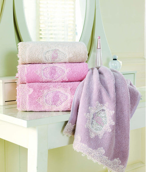 Destan Towel 100% Soft Cotton