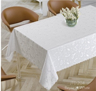 Jackline Tablecloth Scalp Edges (Water Resistant)