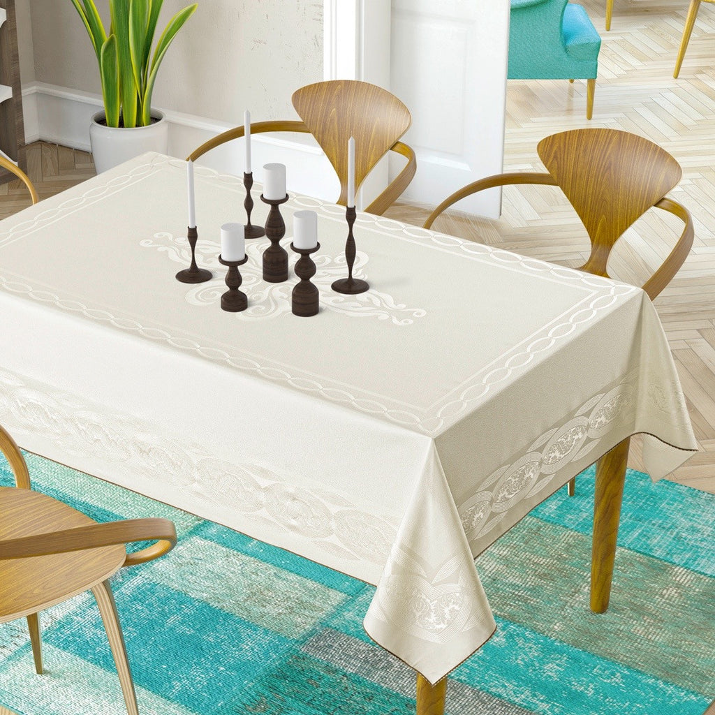 """Jackline"" Jackar Pano Table Cloth"