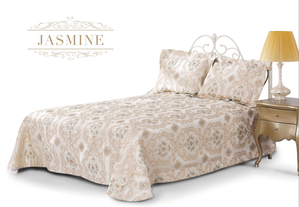 "Royal ""Jasmine""Duvet cover set"