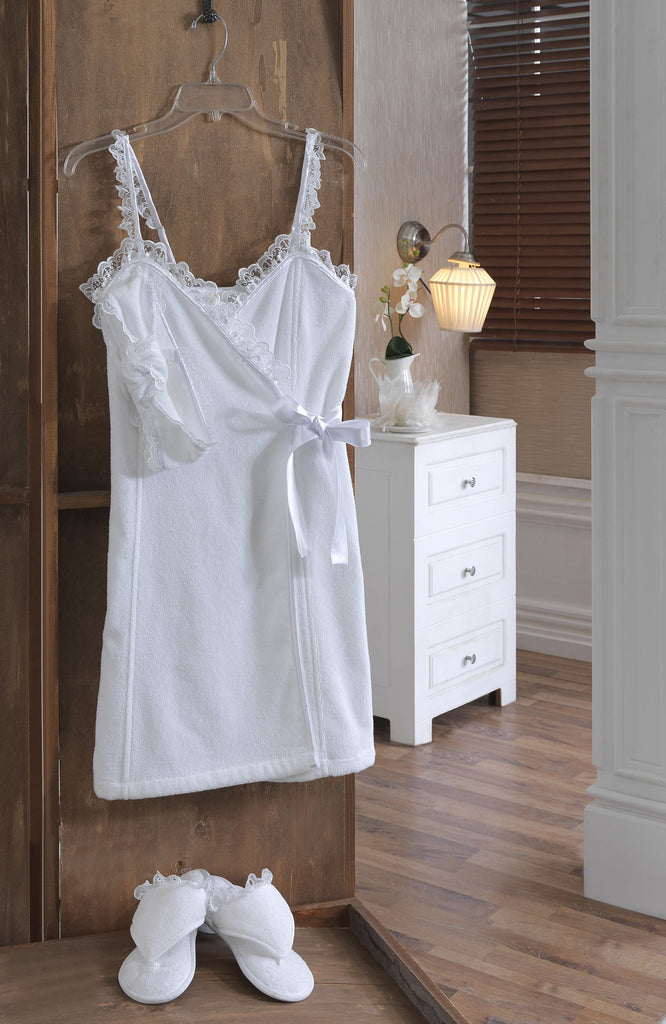 """Luna"" Sauna Set 100 % Soft Cotton"