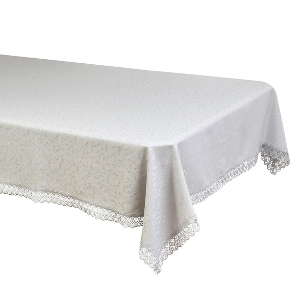 "Sultan Table Cloth ""Gray"""