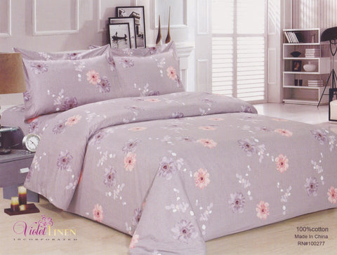 "French Lavender Rose 39""-48"""