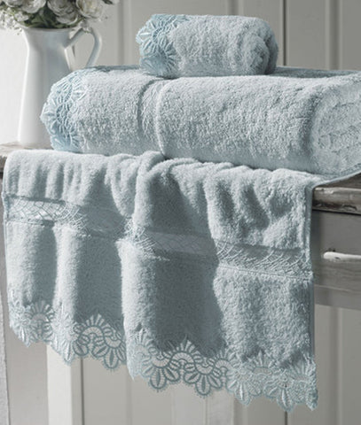 """Victoria"" Towels 100% Soft Cotton"