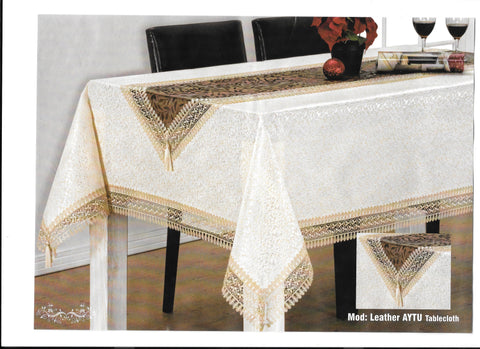 """AYTU"" Leather Tablecloth"