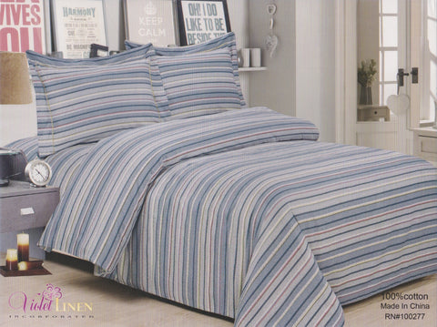 "French Blue Stripe 39""-48''Set"