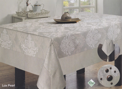 """LUKS PEARL""Tablecloth"