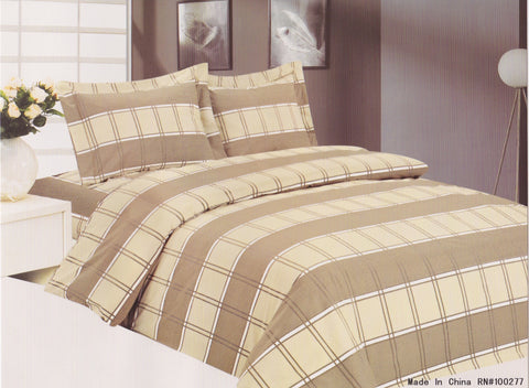French Plaid 39''Set