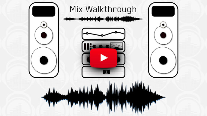 Stem Mastering a Country / Rock track : Full video walk through