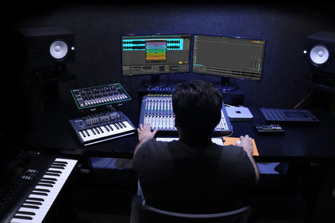 Mixing and Mastering An Album Using BASSROOM