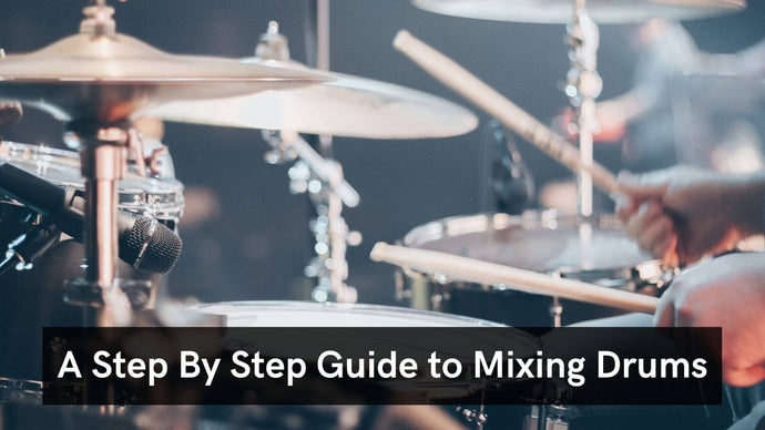 A Step-by-Step Guide to Mixing Drums