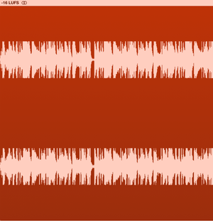How music sounds when played back through iTunes Radio.