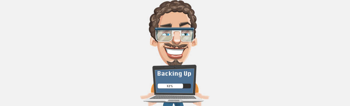 Back Up Your Backups