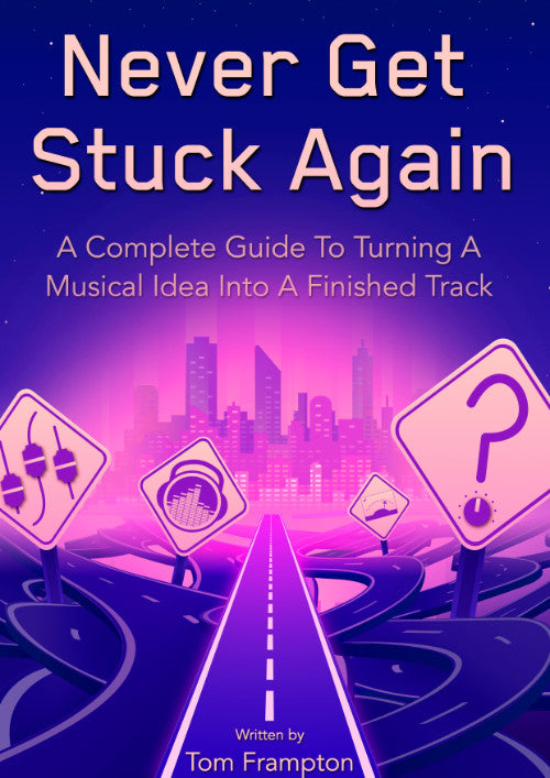Never Get Stuck Again Mixing and mastering eBook