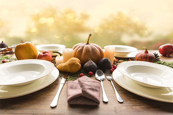 Tips and Tricks for a Healthy and Happy Thanksgiving