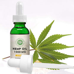 Leefy Lyfe Hemp Oil Drops 1000mg