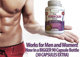 Pure Forskolin Extract 250mg (90 capsules)