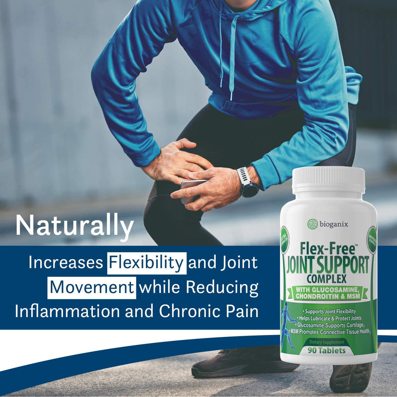 Flex-Free Joint Support Complex (90 capsules)