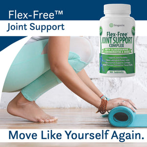 Flex-Free Joint Support Complex 90ct