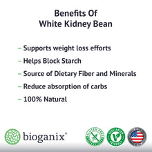 Pure White Kidney Bean Extract 1800mg (200ct, 60ct)