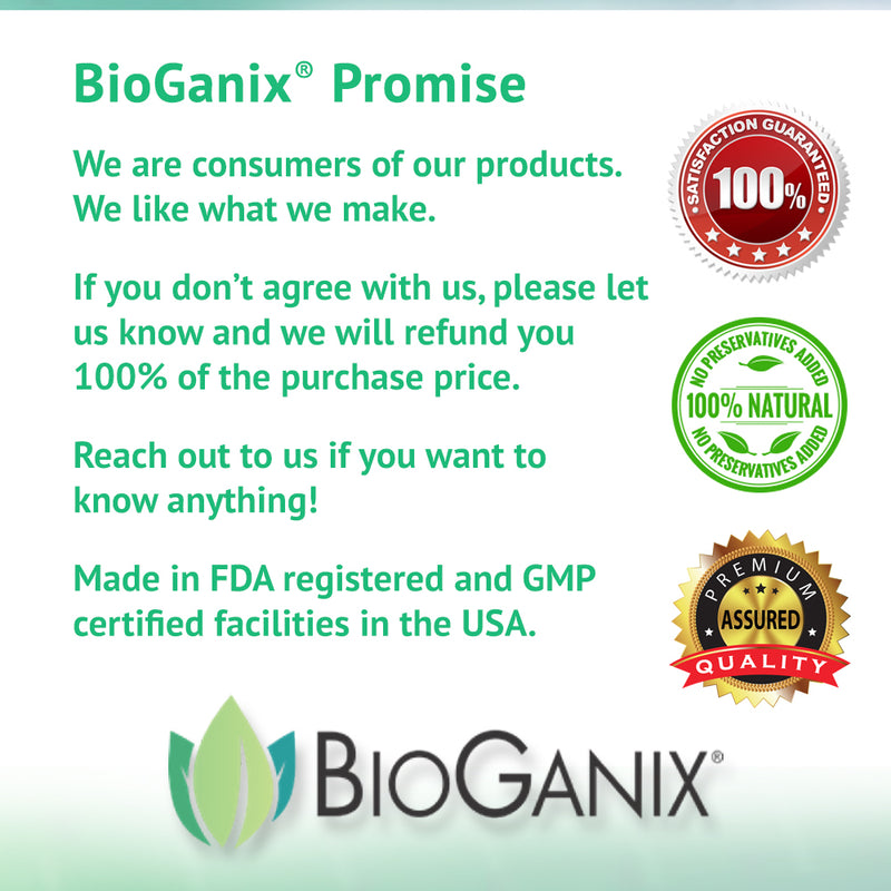 CLA 1000mg (200ct) - Bioganix