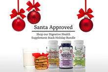 A Digestive Health Bundle Supplement Stack -  Includes Probiotic + Turmeric + White Mulberry Leaf Extract