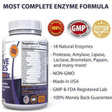 BioZyme Digestive Enzymes Supplement (60ct)
