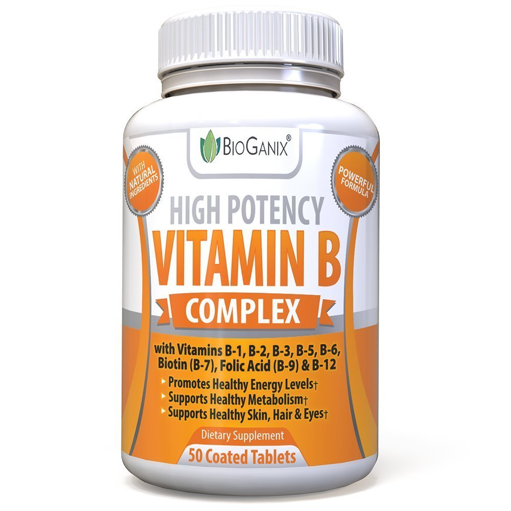 Multivitamin and b complex