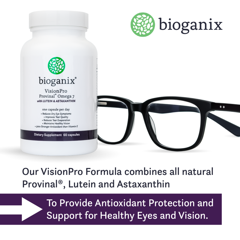 VisionPro Provinal Omega 7 with Lutein & Astaxanthin (60 Capsules)