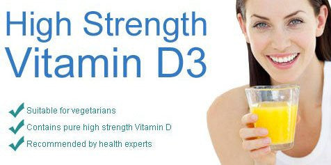 Vitamin D3 5000 IU Liquid Supplement (120 Servings) - Bioganix