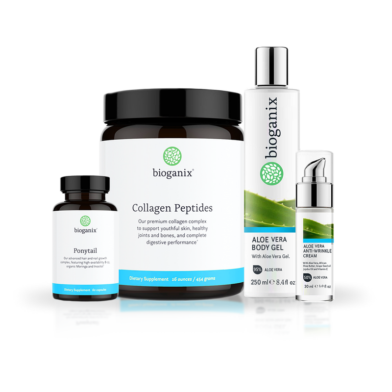 Bioganix Push & Pull System Skin Rejuvenation Bundle