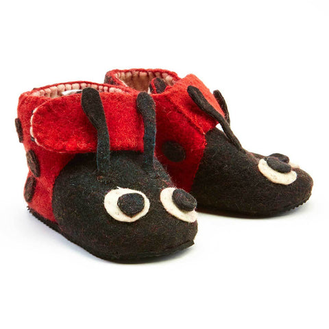Ladybug Toddler Zooties - Silk Road Bazaar