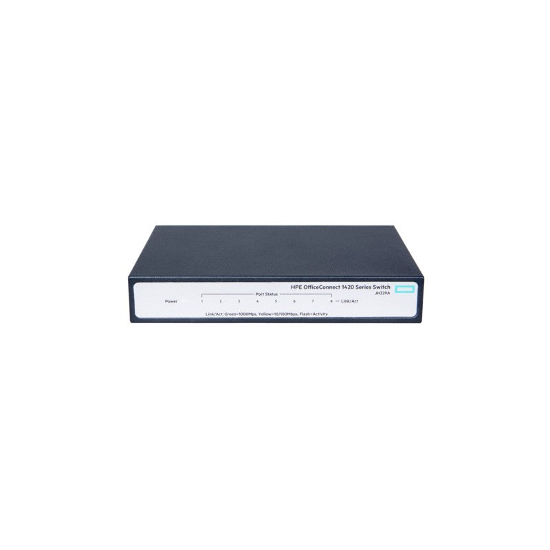 Switch 8 Port HPE OfficeConnect 1420 8G
