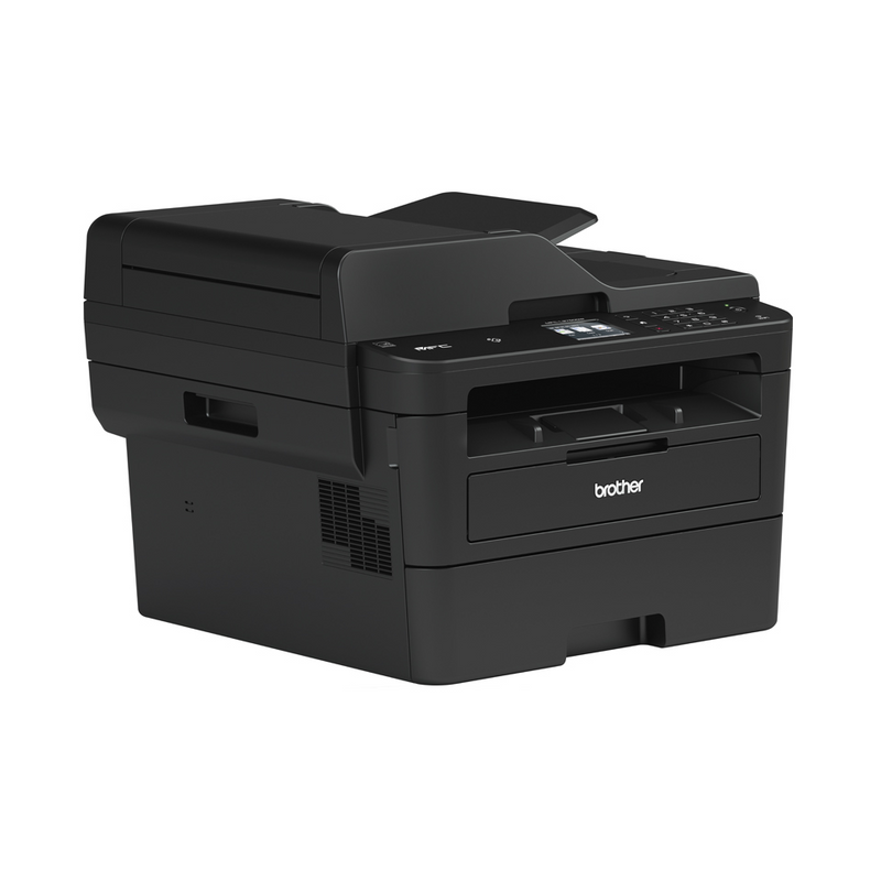 Brother MFC-L2750DW - Kompakt alt-i-en laserprinter S/H