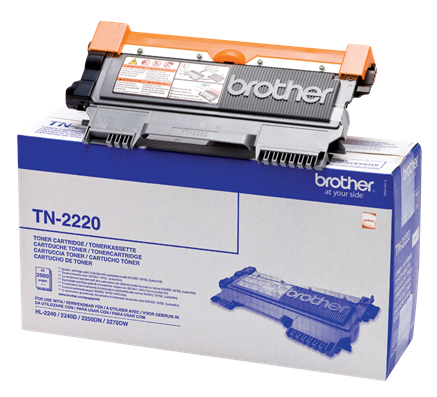 Toner med stor kapacitet TN-2220