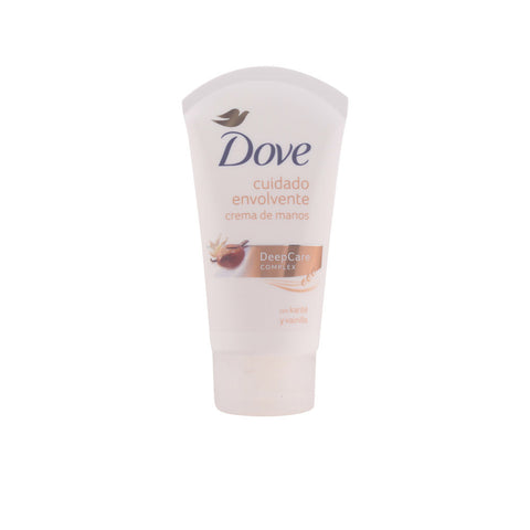 DEEP CARE COMPLEX crema de manos karit y vainilla 75 ml
