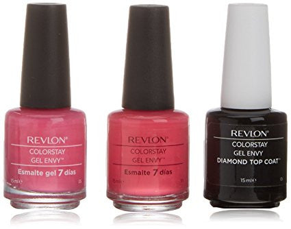 Revlon Colorstay gel ENVY BE INSPIRED SET 3 pz