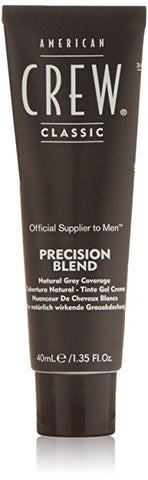 American Crew Precision Blend Med Natural 40 ml - Pack of 3