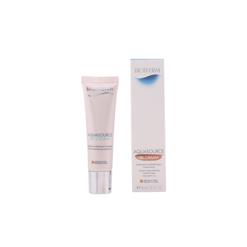 AQUASOURCE BB CREAM SPF15 #medium to gold 30 ml