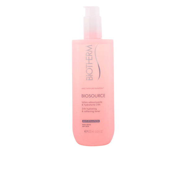 BIOSOURCE hydrating & softening lotion PS 400 ml