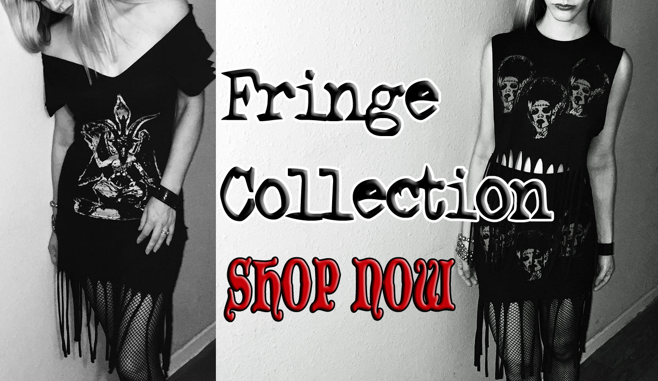 Fringe Collection: Shop Now